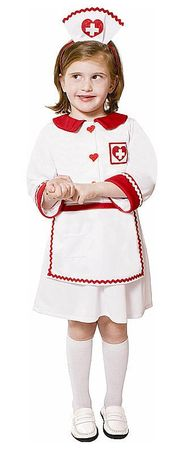 Child's Red Cross Nurse Costume