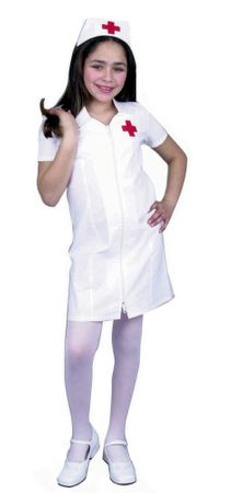Child's Registered Nurse Costume
