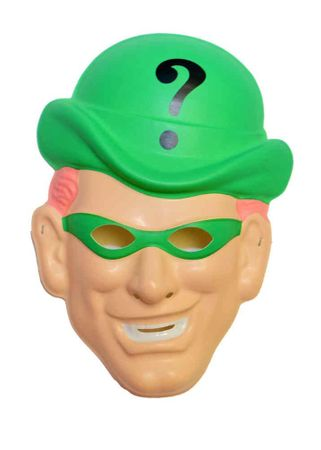 Child's Retro Riddler Mask