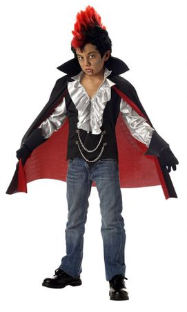 Child's Rockin' Vampire Costume