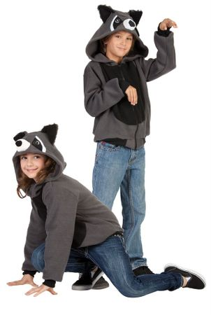 Child's Rocky the Raccoon Costume Hoodie