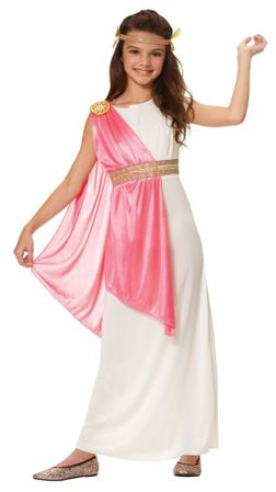 Child's Roman Empress Costume