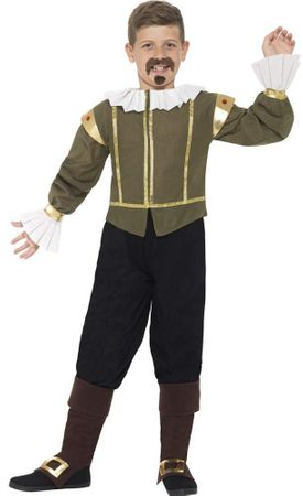 Child's Shakespeare Costume