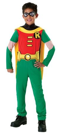 Toddler Teen Titans Robin Costume