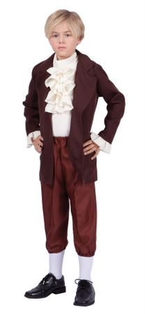 Child's Thomas Jefferson Costume