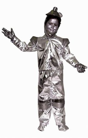 Toddler/Child Tin Man Costume