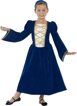 Child's Tudor Princess Costume