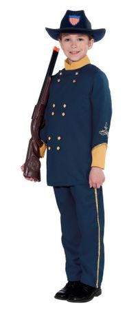 Child's Union Officer Costume