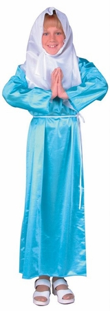 Child's Virgin Mary or Mary Magdalene Costume