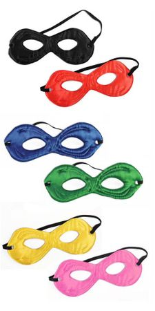 Child's Reversible Eye Mask