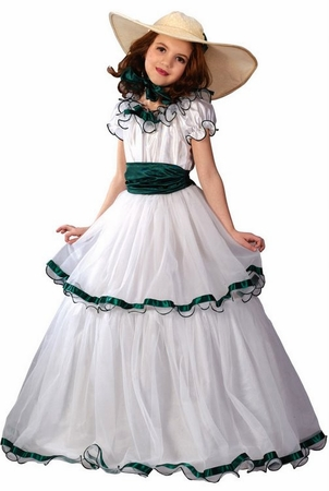 Child Size Southern Belle Costume