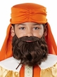 Child's Brown Wiseman Beard and Mustache