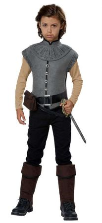Child's Captain John Smith Explorer Costume