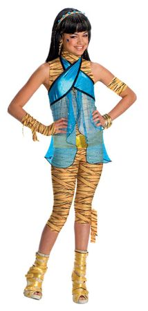 Child's Cleo de Nile Monster High Costume