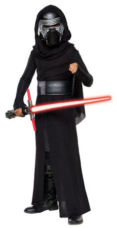 Child's Deluxe Kylo Ren Costume - Star Wars The Force Awakens