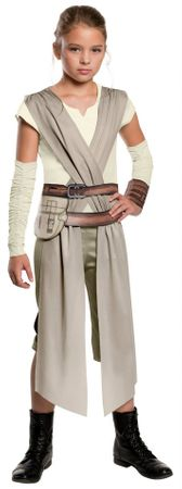 Child's Deluxe Star Wars Rey Costume, Size Small