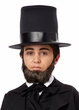 Child's Honest Abe Dark Brown Beard