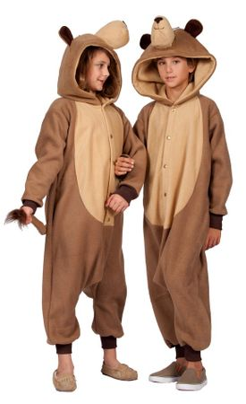 Child's Humphrey the Camel Funsies Costume