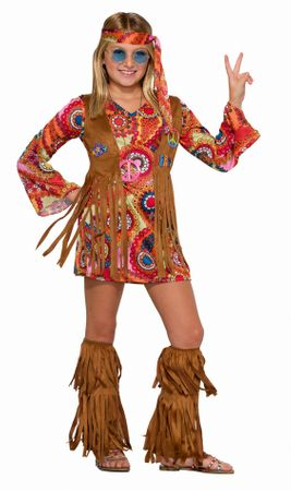 Child's Peace Lovin' Hippie Costume