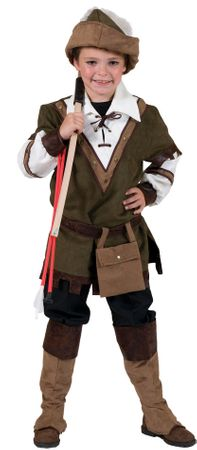 Child's Deluxe Robin Hood Costume