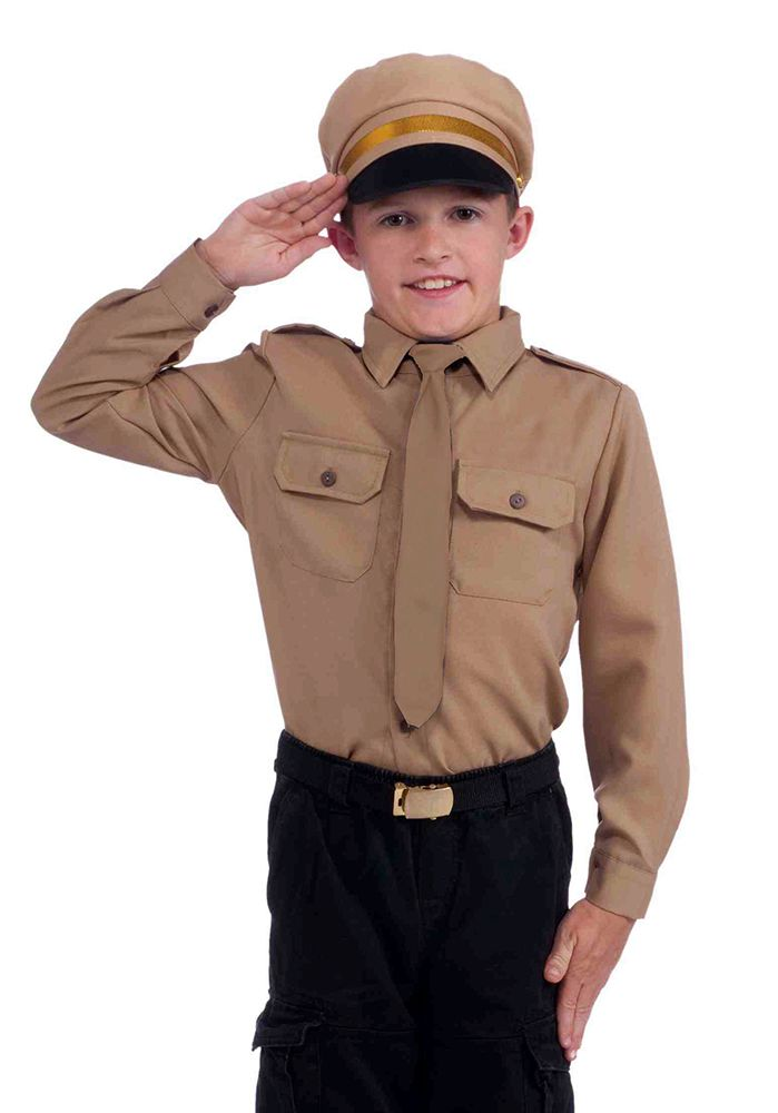 42c625a1acc Child's WWII General Costume