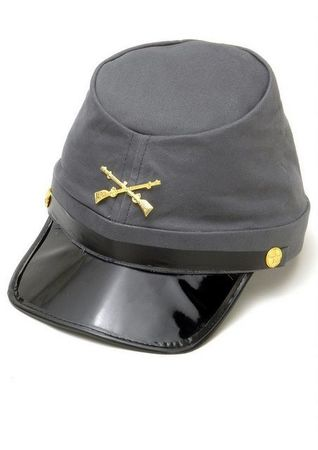 Civil War Southern Foot Soldier Hat