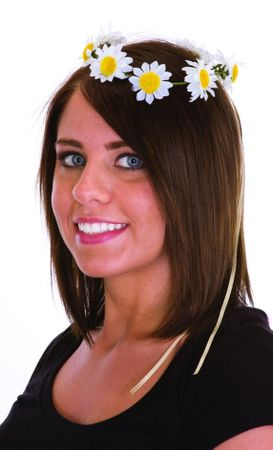 Daisy Chain Headpiece