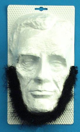 Deluxe Adult Abraham Lincoln Beard