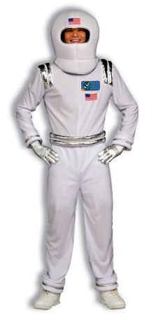 Deluxe Adult Astronaut Costume, Size M/L