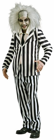 Deluxe Adult Beetlejuice Costume
