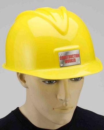 Deluxe Adult Construction Hat