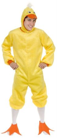 Plus Size Deluxe Adult Duck Costume