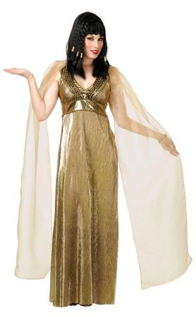 Deluxe Adult Empress of the Nile Cleopatra Costume