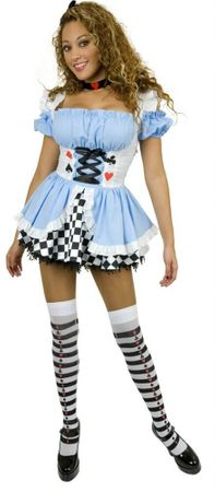 Teen Fairy Tale Alice Costume