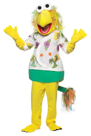 Deluxe Adult Fraggle Rock Wembly Costume