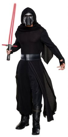 Deluxe Adult Kylo Ren Costume - Star Wars The Force Awakens