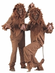 Deluxe Adult Lion Costume
