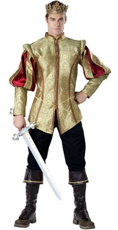 Deluxe Adult Renaissance Prince Costume