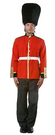 Deluxe Adult Royal Guard Costume