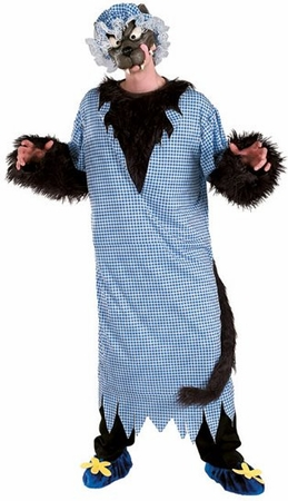 Deluxe Big Bad Wolf Costume