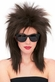 Deluxe Brown Super Star Wig