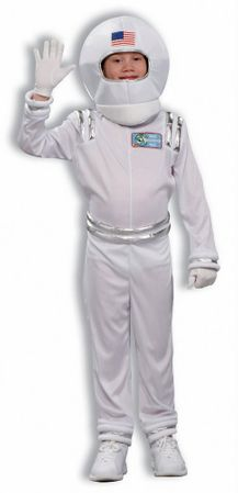 Deluxe Child's Astronaut Costume