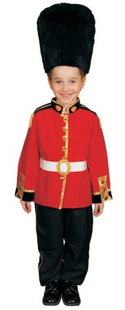 Deluxe Child's Royal Guard Costume