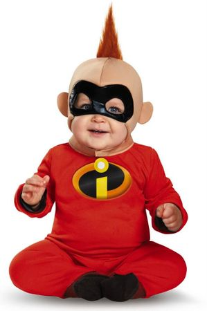 Deluxe Infant Baby Jack Jack Incredibles Costume