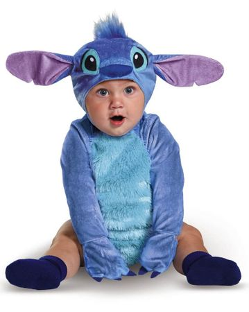Deluxe Infant Stitch Costume - Lilo and Stitch