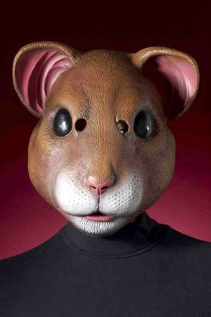 Deluxe Latex Hamster Mask