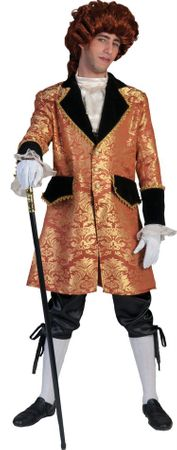Deluxe Men's Charles at Court 18th Century Costume