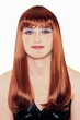 Deluxe Natural Red Mistress Wig