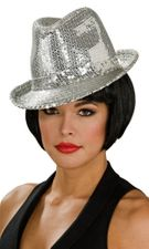 95a55fbed818d Black Sequin Beret by Forum - Candy Apple Costumes