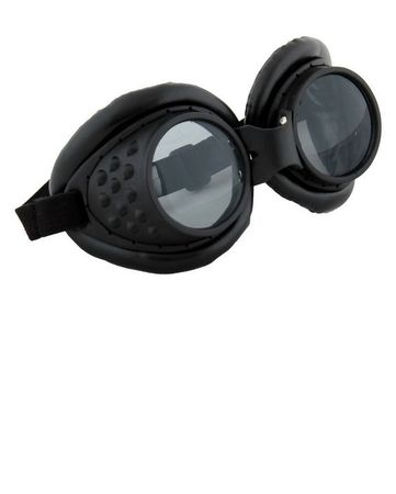 Deluxe Steampunk Radioactive Goggles